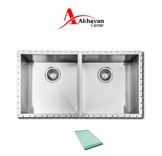 سینک ظرفشویی اخوان مدل 2-10050B  